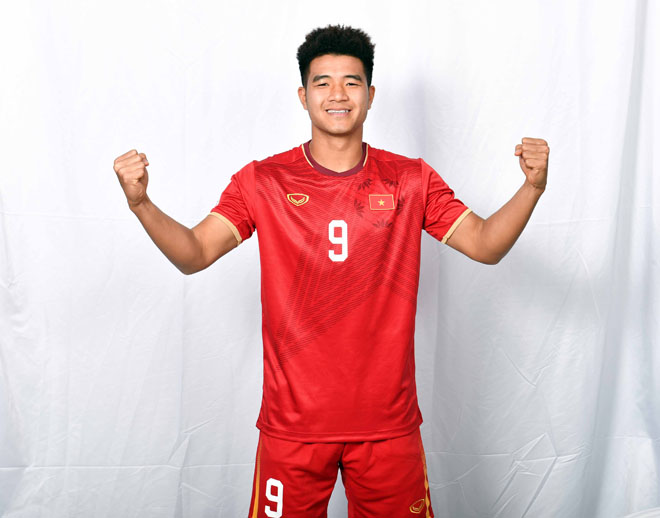 """HLV Park Hang Seo và dàn SAO U23 Việt Nam """"cực ngầu"""" trước ống kính - 10"""
