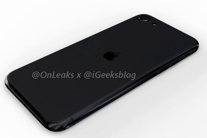 HOT: Hình ảnh về iPhone 9 đã được lộ diện, giống hệt iPhone 8 - 7