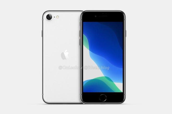 HOT: Hình ảnh về iPhone 9 đã được lộ diện, giống hệt iPhone 8 - 1
