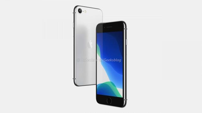 HOT: Hình ảnh về iPhone 9 đã được lộ diện, giống hệt iPhone 8 - 5