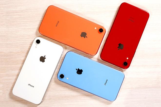 """iPhone XR giá từ 11,5 triệu đồng có còn """"chất"""" trong Tết Canh Tý? - 1"""