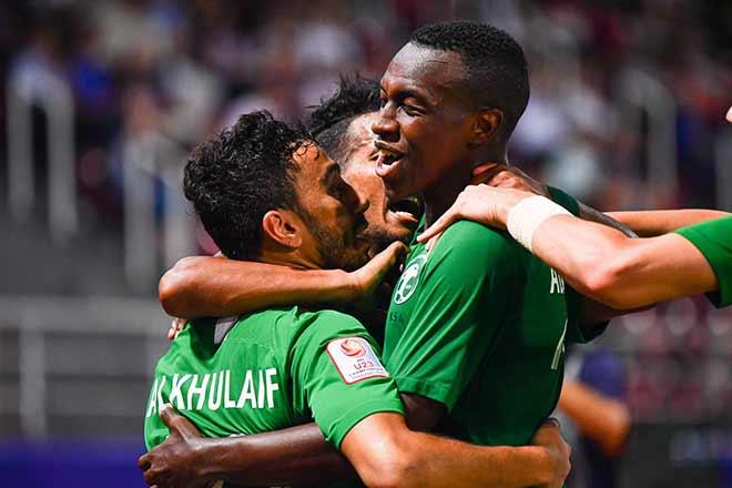 Video highlight trận U23 Nhật Bản - U23 Saudi Arabia: Chuyền hỏng chí mạng, định đoạt penalty - 2