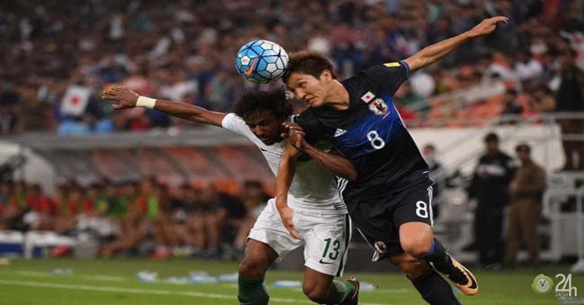 Trực tiếp bóng đá U23 Nhật Bản - U23 Saudi Arabia: Cuộc chiến của những gã khổng lồ