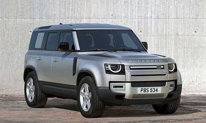 Land Rover Defender mới ra mắt, giá bán hơn 6 tỷ đồng cho bản cao cấp nhất
