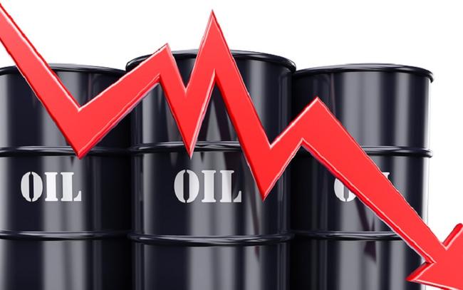 Cuối tuần, giá xăng dầu chưa dứt đà giảm - 1