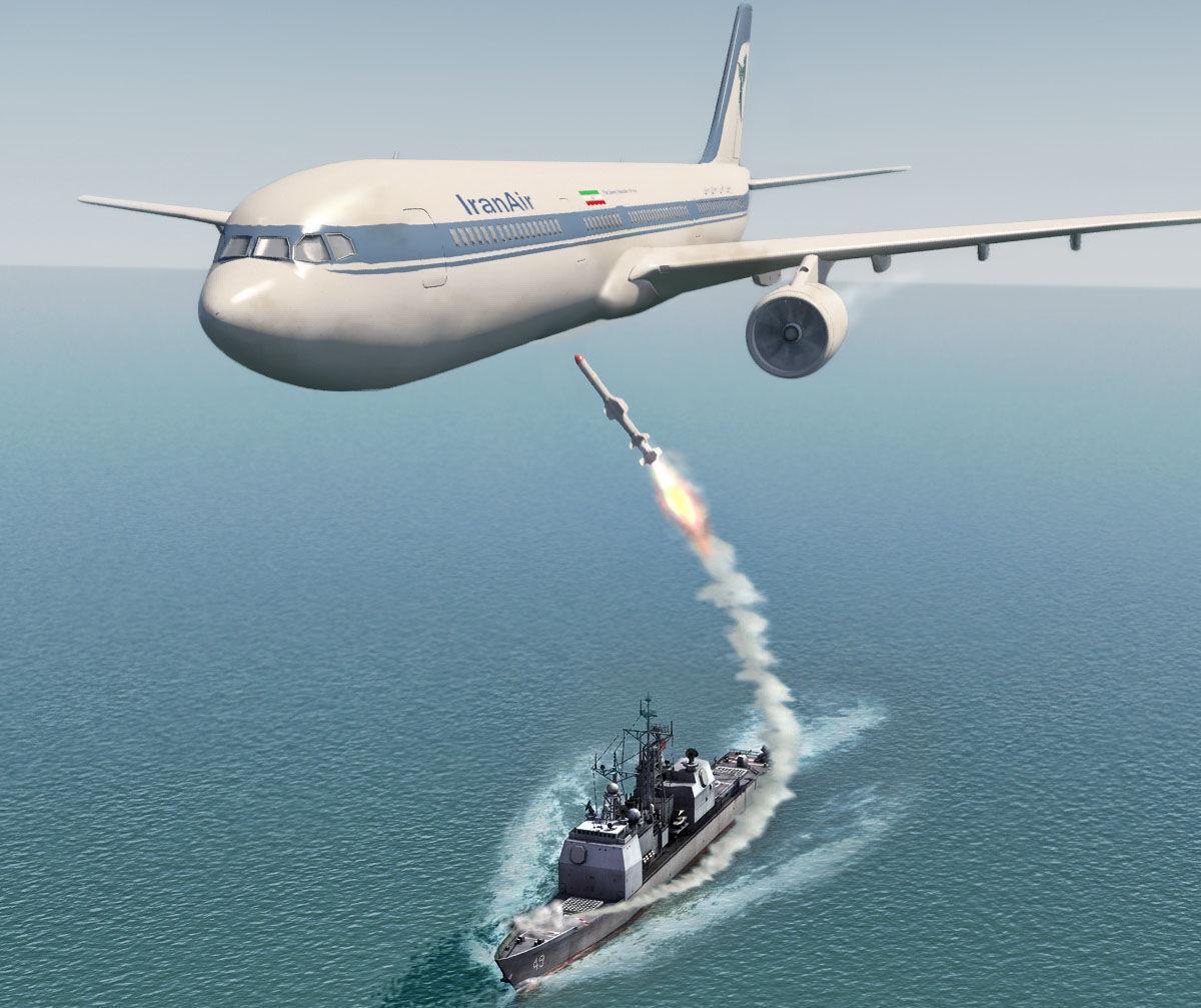 Mỹ từng bắn rơi máy bay chở khách của Iran khiến 290 người thiệt mạng thế nào? - 1