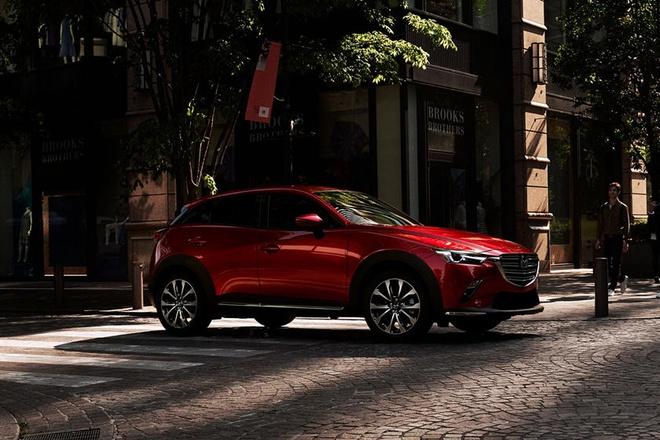 Mazda CX-3 2020 sẽ trình làng với duy nhất một cấu hình Sport, giá từ 478 triệu đồng