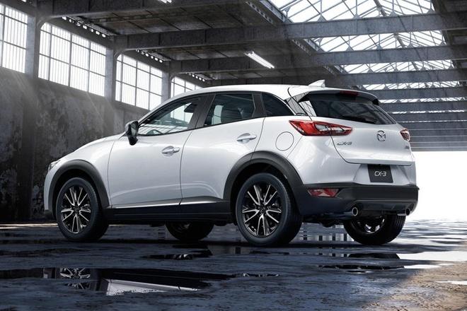 Mazda CX-3 2020 sẽ trình làng với duy nhất một cấu hình Sport, giá từ 478 triệu đồng - 6