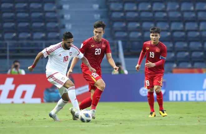 Chấm điểm U23 Việt Nam - U23 UAE: Tiến Dũng, Quang Hải hay sao nào sáng nhất? - 1