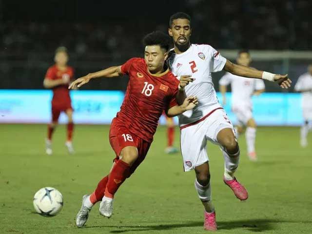 Nhận định bóng đá U23 Việt Nam – U23 UAE: Chiến quả tưng bừng, khởi đầu mơ mộng - 1