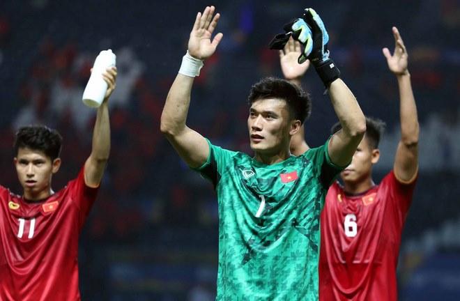 U23 VN mơ chinh phục châu Á: Bùi Tiến Dũng chói sáng, đền đáp niềm tin thầy Park - 1