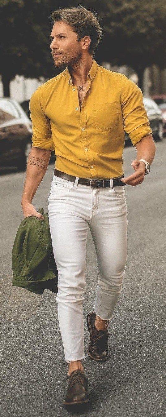 Bí quyết thời trang từ những người đàn ông sành điệu nhất - 6