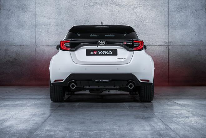 Toyota Yaris 2020 có thêm phiên bản xe đua thể thao - 3