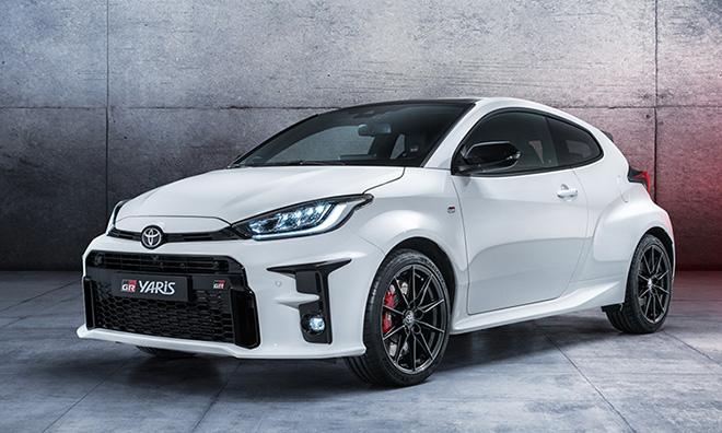 Toyota Yaris 2020 có thêm phiên bản xe đua thể thao - 1