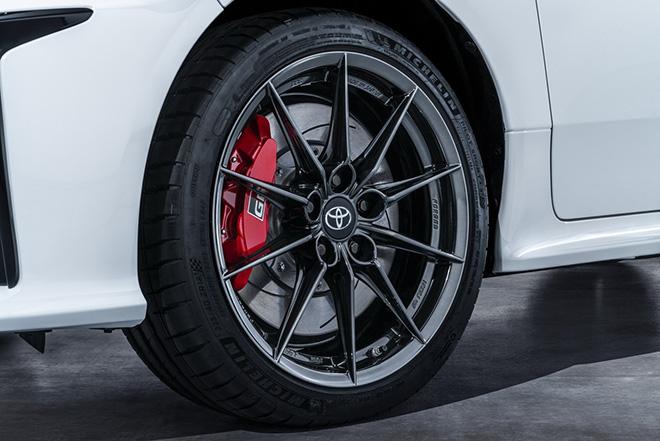 Toyota Yaris 2020 có thêm phiên bản xe đua thể thao - 5