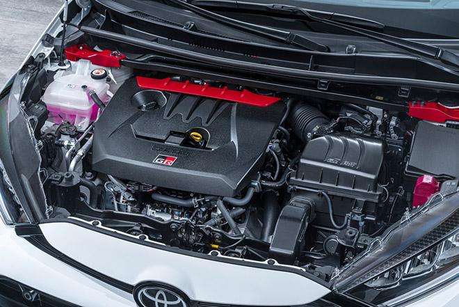 Toyota Yaris 2020 có thêm phiên bản xe đua thể thao - 4