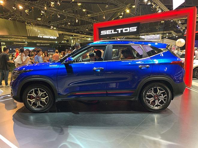 Kia seltos ra mắt tại Singapore, mẫu SUV cỡ nhỏ dự kiến bán ra vào quý II năm nay - 3