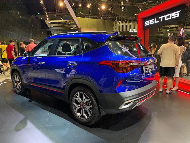 Kia seltos ra mắt tại Singapore, mẫu SUV cỡ nhỏ dự kiến bán ra vào quý II năm nay - 2