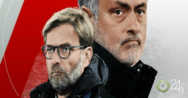 Trực tiếp bóng đá Tottenham - Liverpool: Siêu đại chiến Mourinho - Klopp