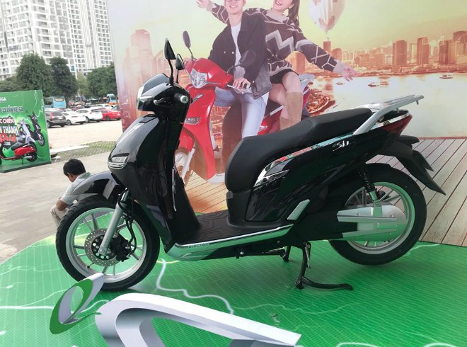 """Pega ra mắt xe ga điện eSH, mang bóng dáng """"vua tay ga"""" Honda SH"""