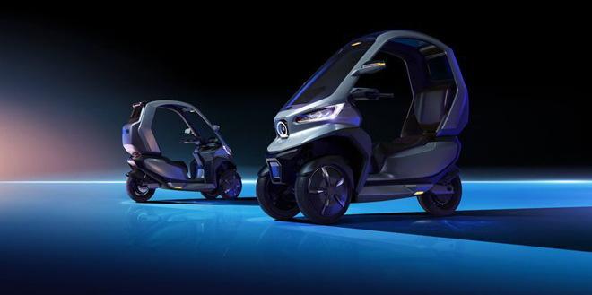 Niu RQi-GT và TQi-GT: Xe điện tối ưu cho đô thị