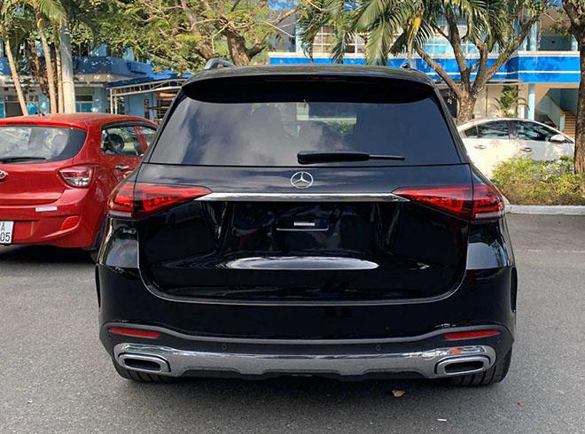 Cận cảnh Mercedes-Benz GLE máy dầu tại Việt nam, giá bán 6,3 tỷ đồng - 6