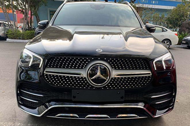 Cận cảnh Mercedes-Benz GLE máy dầu tại Việt nam, giá bán 6,3 tỷ đồng - 2