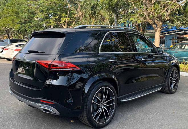Cận cảnh Mercedes-Benz GLE máy dầu tại Việt nam, giá bán 6,3 tỷ đồng - 3