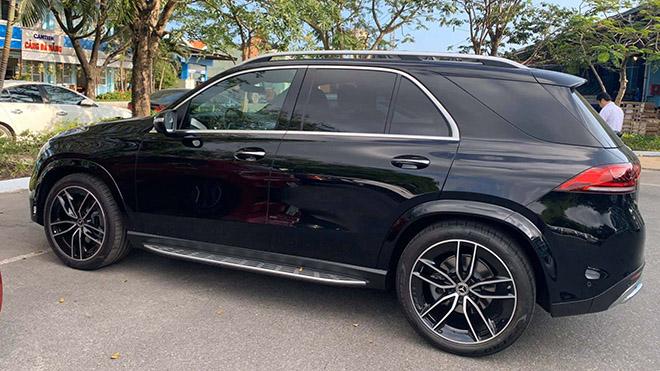 Cận cảnh Mercedes-Benz GLE máy dầu tại Việt nam, giá bán 6,3 tỷ đồng - 7