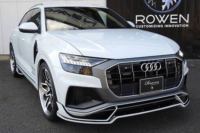 Audi RSQ8 hầm hố hơn với gói độ từ Rowen International - 1