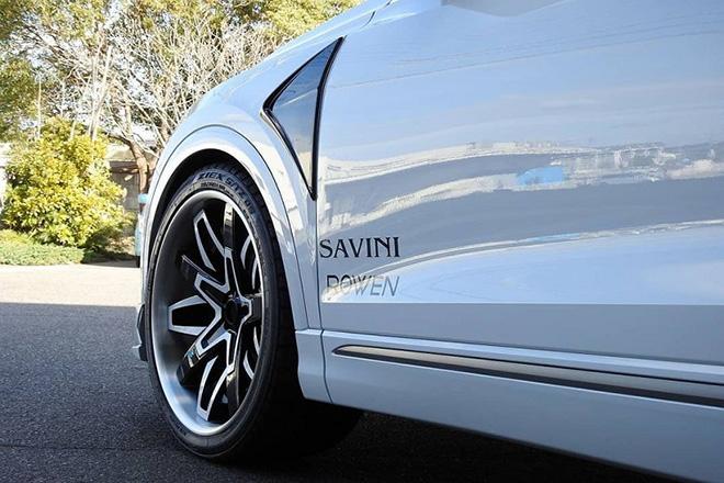 Audi RSQ8 hầm hố hơn với gói độ từ Rowen International - 3