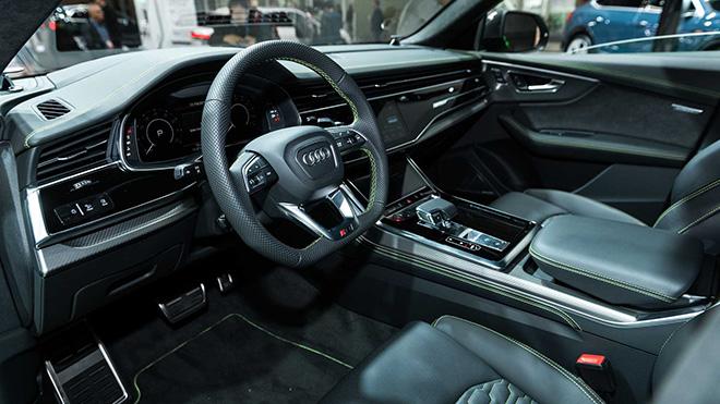 Audi RSQ8 hầm hố hơn với gói độ từ Rowen International - 9