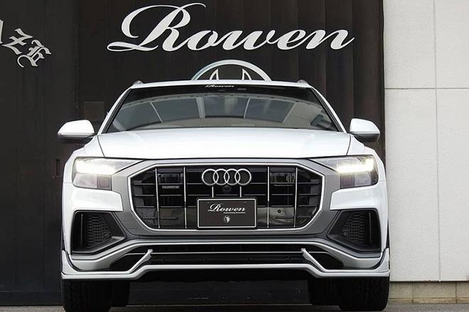 Audi RSQ8 hầm hố hơn với gói độ từ Rowen International - 4