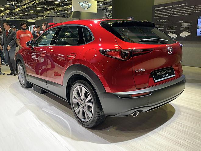 Cận cảnh Mazda CX-30 tại Singapore Motor show, giá từ 2,12 tỷ đồng - 8