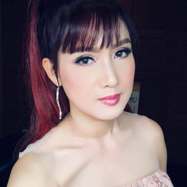 """""""Nữ hoàng ảnh lịch"""" Hiền Mai bày cách giữ cân nặng chuẩn dù tiệc tùng ngày Tết - 2"""