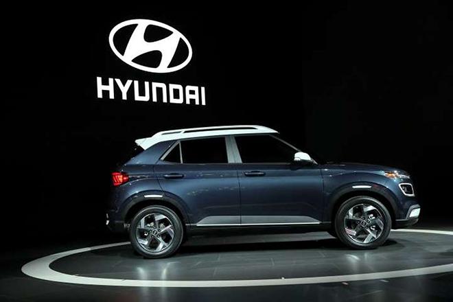 Hyundai Venue 2020 trình làng, giá từ 1,5 tỷ đồng tại Singapore - 3