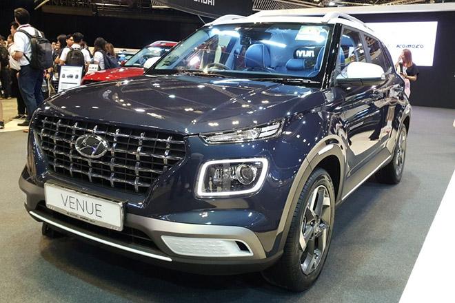 Hyundai Venue 2020 trình làng, giá từ 1,5 tỷ đồng tại Singapore - 2