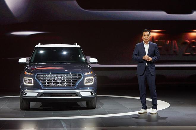 Hyundai Venue 2020 trình làng, giá từ 1,5 tỷ đồng tại Singapore - 1