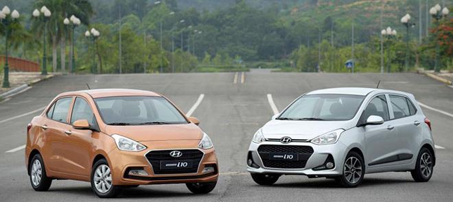 Những mẫu xe có doanh số cao nhất theo từng phân khúc tại Việt Nam năm 2019 - 1