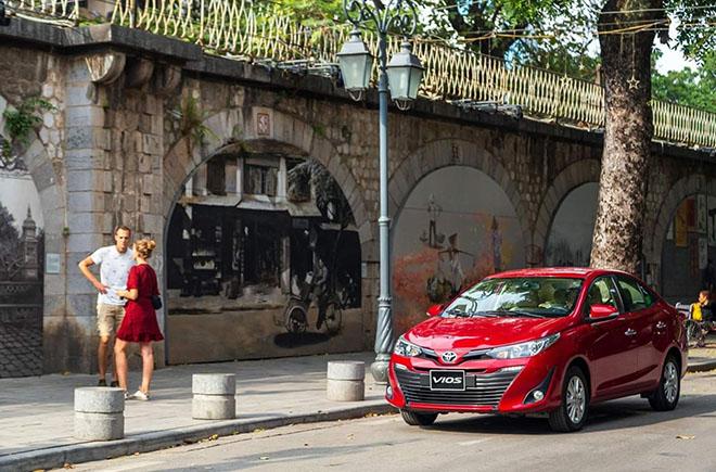 Những mẫu xe có doanh số cao nhất theo từng phân khúc tại Việt Nam năm 2019 - 2