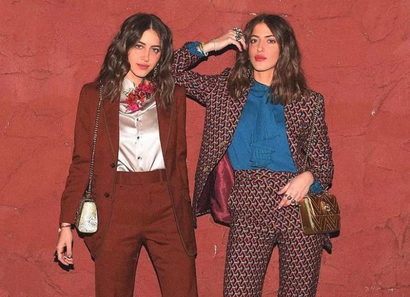 """Bộ đôi """"it girl"""" Trung Đông xinh đẹp là thần tượng phong cách mới - 8"""