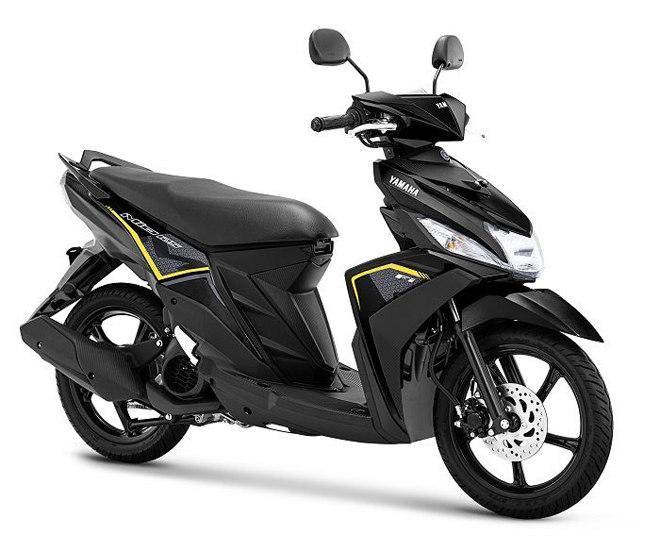 Yamaha Mio M3 2020 ra mắt với màu sắc mới, giá chỉ từ 26 triệu đồng - 2