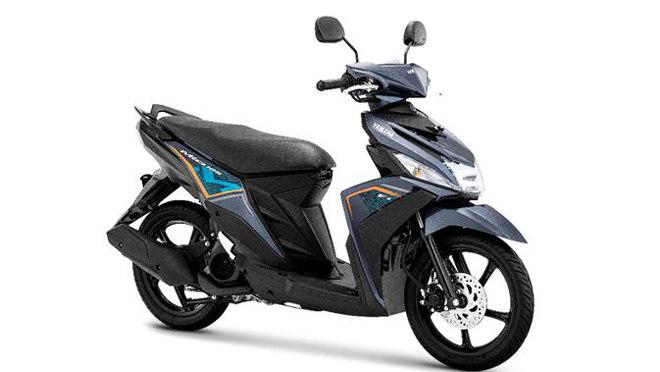 Yamaha Mio M3 2020 ra mắt với màu sắc mới, giá chỉ từ 26 triệu đồng - 3