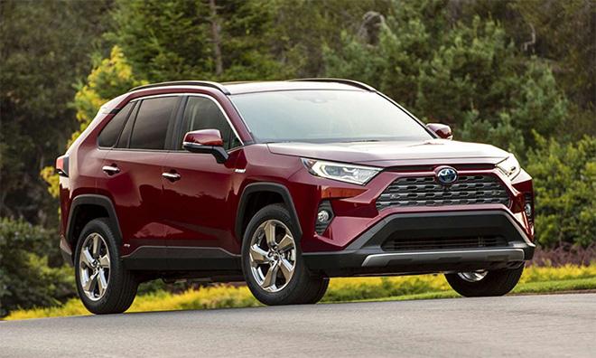 Top 10 mẫu xe ô tô bán chạy nhất năm 2019 - 4