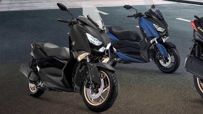 Yamaha XMAX 250 2020 trình làng, giá khởi điểm từ 98 triệu đồng - 1