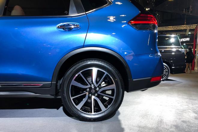 Nissan X-Trail bản nâng cấp nhẹ, giá 2,1 tỷ đồng có gì đặc biệt? - 8