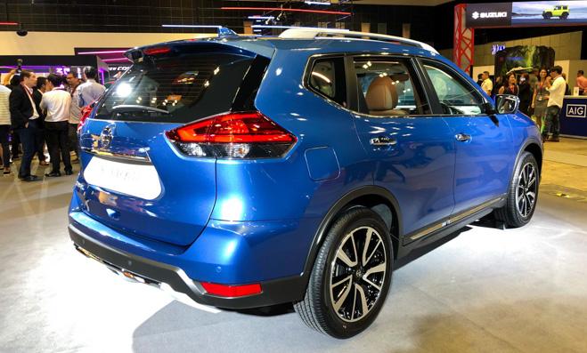 Nissan X-Trail bản nâng cấp nhẹ, giá 2,1 tỷ đồng có gì đặc biệt? - 3