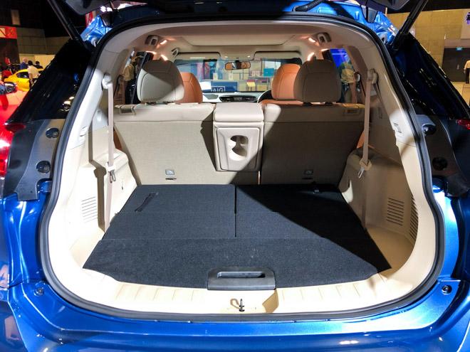 Nissan X-Trail bản nâng cấp nhẹ, giá 2,1 tỷ đồng có gì đặc biệt? - 12