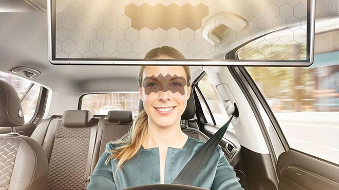 Công nghệ mới hỗ trợ người lái xe không bị chói ánh sáng - 2