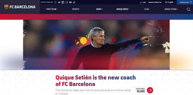 Barca chính thức sa thải Valverde: Thầy mới Messi khiến nhiều người ngỡ ngàng - 3